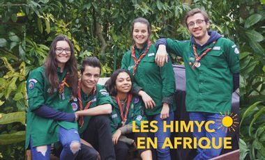 Project visual Les HIMYC en Afrique