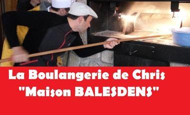 Project visual La boulangerie de Chris