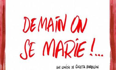 Project visual Demain on se marie