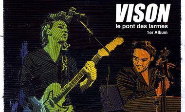 Visueel van project Le Pont des Larmes - 1er Album