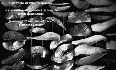 """Visuel du projet """"La Valeur Déplacée"""""""