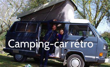 Visuel du projet Camping-car rétro