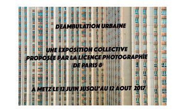 Visueel van project Déambulation Urbaine
