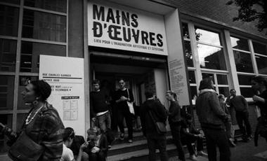 Project visual Les Ephémères