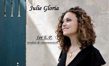 Visueel van project Julie GLORIA : 1er E.P.