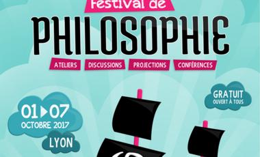 Visuel du projet Festival de Philosophie 2017