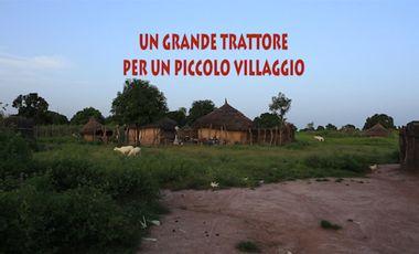 Visuel du projet Un grand tracteur pour un petit village!