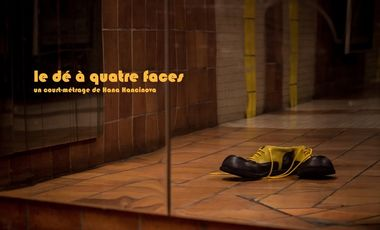 Visueel van project Dé à quatre faces (le film)
