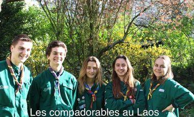 Visuel du projet Les compadorables au Laos