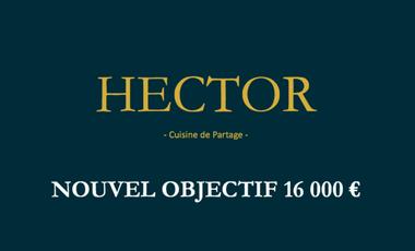 Visueel van project Restaurant HECTOR - Cuisine de partage -