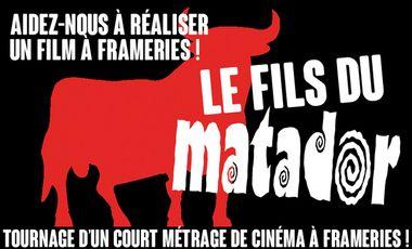 Project visual Le Fils du Matador
