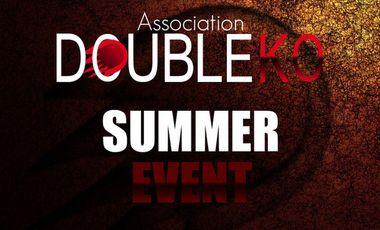 Project visual DoubleKo Summer Event