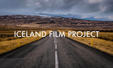 Project visual ICELAND CHALLENGE