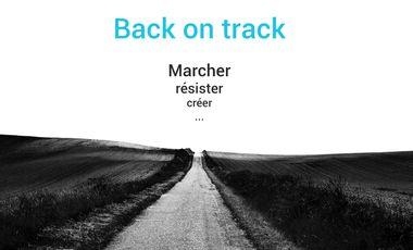 Visueel van project Back on track