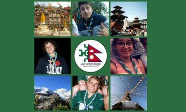 Visuel du projet Objectif : Népal 2017