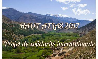Visueel van project Projet Solidarité dans le Haut Atlas