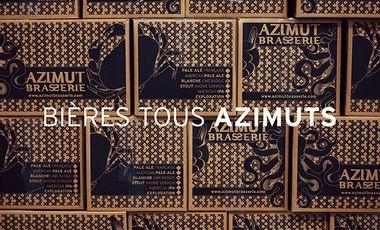 Project visual Bières tous Azimuts