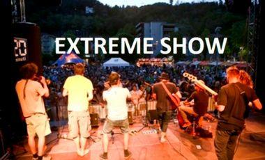 Visueel van project Extrême Show