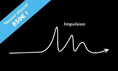 Visueel van project Impulsion - une installation artistique sur le syndrome Gilles de la Tourette