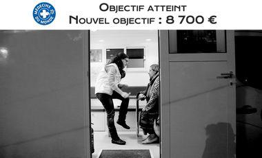 Visueel van project Un camion pour Médecins du Monde à Montpellier