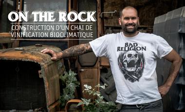 """Project visual """"On the Rock"""" - Une nouvelle Cave pour No Control"""