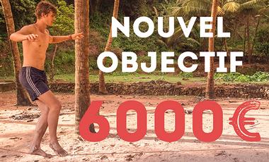 Visueel van project Projet Natif - 1er voyage 100% interactif