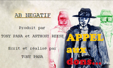 Visueel van project AB Négatif