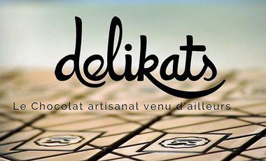 Visuel du projet Delikats, le chocolat artisanal venu d'ailleurs