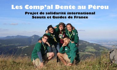 Project visual Projet de solidarité internationale au Pérou