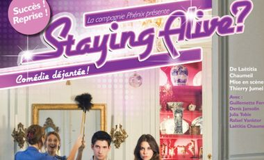 Project visual « Staying alive ? »
