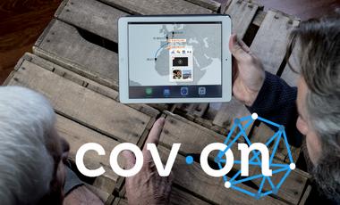Visuel du projet COV ON