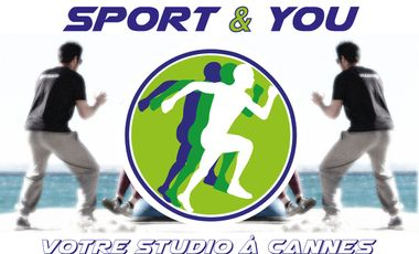 Project visual Sport&You - Votre centre sport santé sur Cannes
