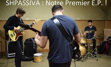 Visueel van project SHPASSIVA : Notre 1er E.P. !