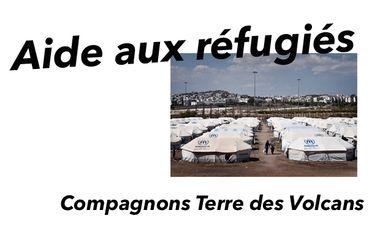 Visueel van project Camp compagnons d'aide aux réfugiés en Grèce
