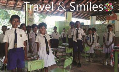 Visueel van project Projet solidaire Travel & Smiles