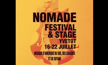 Visuel du projet Stage et Festival NOMADE Yvetot 2017