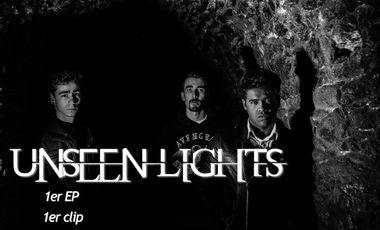 Visueel van project Unseen Lights - Participez au financement du premier EP et du premier clip !!