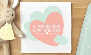 Visueel van project La fantastique histoire de mon premier doudou