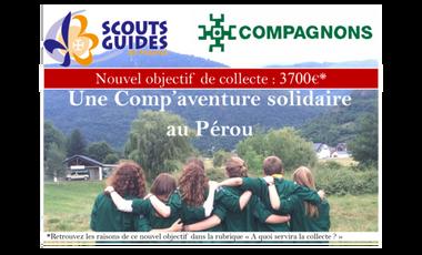 Project visual Une Comp'aventure solidaire au Pérou