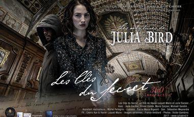 Visueel van project Les aventures de Julia Bird - Les Clés du Secret