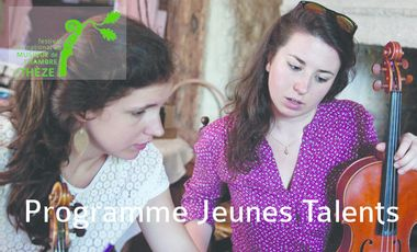 Project visual Soutenez nos Jeunes Talents !