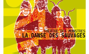Project visual La Danse des Sauvages - Châlon Dans la Rue 2017
