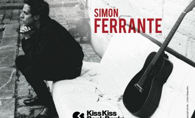 Visueel van project 1er Album de Simon Ferrante