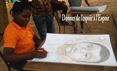 Project visual Donner de l'espoir à l'Espoir