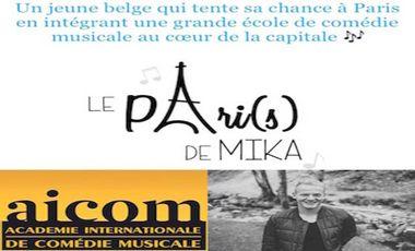 Visueel van project Le Pari(s) de Mika
