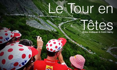 Project visual Le Tour en Têtes