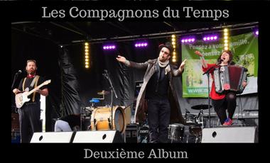 Visueel van project Les Compagnons du Temps - 2ème Album