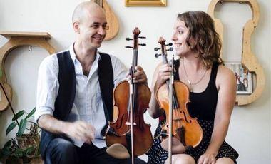 Visueel van project Marie-Pierre Lecault et Robin Boulianne, enfin un premier album!