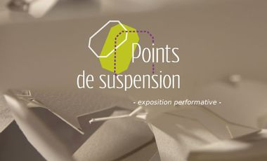 "Visuel du projet ""Points de suspension"""
