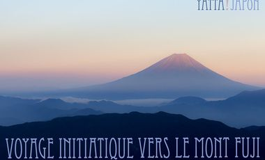 Visueel van project Voyage initiatique vers le mont Fuji